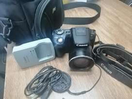Cámara Canon Powershot SX510 Hs