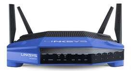 Entrega Inmediata Router Linksys Wrt3200acm Gamers
