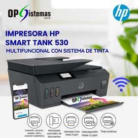 IMPRESORA MULTIFUNCIONAL WIFI HP 530