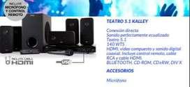 TEATRO 5.1 KALLEY