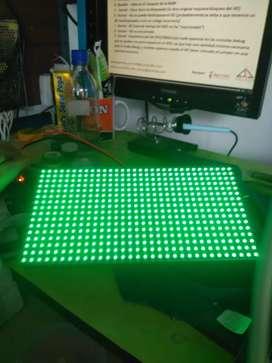 Matrices para pantalla de LED p7