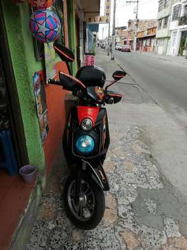 Vendo Bicicleta Eléctrika