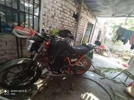 Moto senda 200
