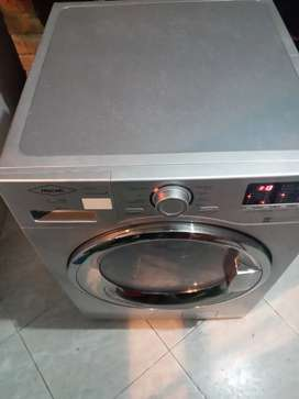 Ganga hermosa lavadora secadora haceb