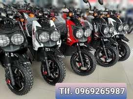 Motoneta Axxo. 150cc. Chimasa Monica