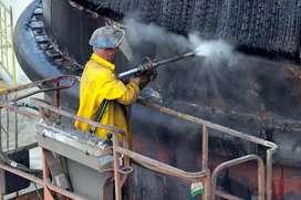 Alquiler de Hidrolavadoras Industriales