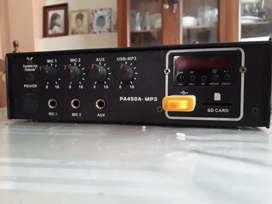 Amplificador American Xtreme mp3