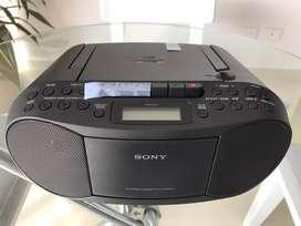 Sistem Personal de Sonido SONY CD AM/FM NUEVA