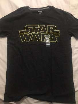 Camiseta star wars talla M
