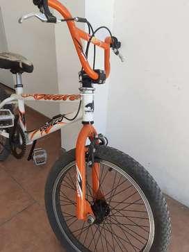 Bicicleta Venzo Rod 20 Niño