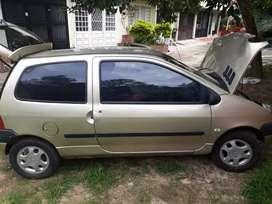 Vendo o permuto hermoso Renault Twingo 2007