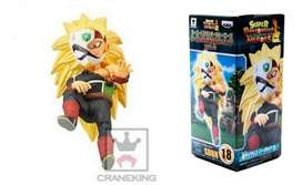 BANPRESTO WCF SUPER DRAGON BALL HEROES  SUPER SAIYAN 3 BARDOCK XENO