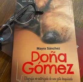 Libro Doña Gómez