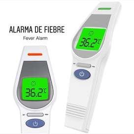 Termometro infrarojo clinico