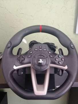 Volante RWA para PS4 Y PS3