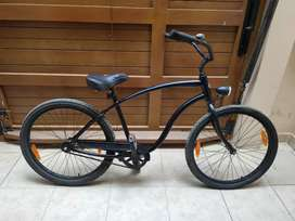 Bicicleta Giant Simple Single negra