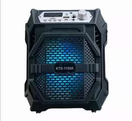 Parlante, Portable, Bluetooth de 6.5 pulgadas
