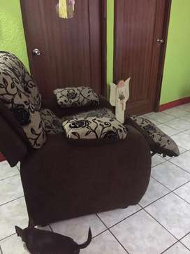 Sillon reclinable grande