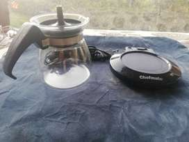 Tetera - base para calentar
