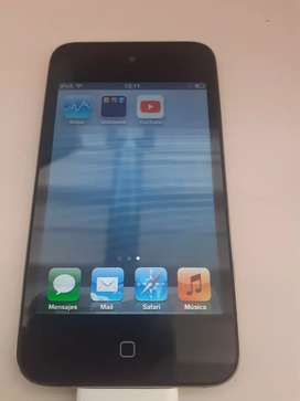 Ipod Touch 4G 8Gb (Impecable)
