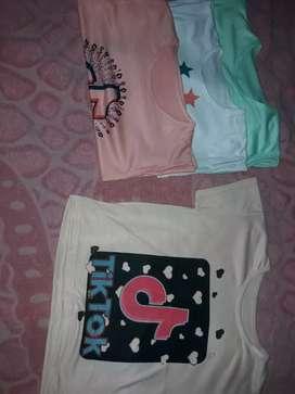 Vendo ropa nueva