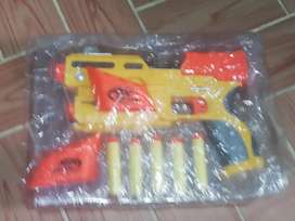 Pistola max o nerf nueva