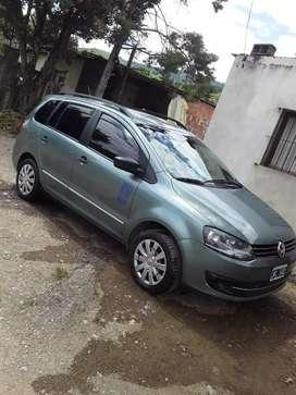 Volkswagen Suran 2010/ 117000 km. Impecable,todos los papeles,revesa recien hecha.