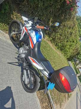 Honda xre300 Rally 2018-2019 (Comprada 2019)