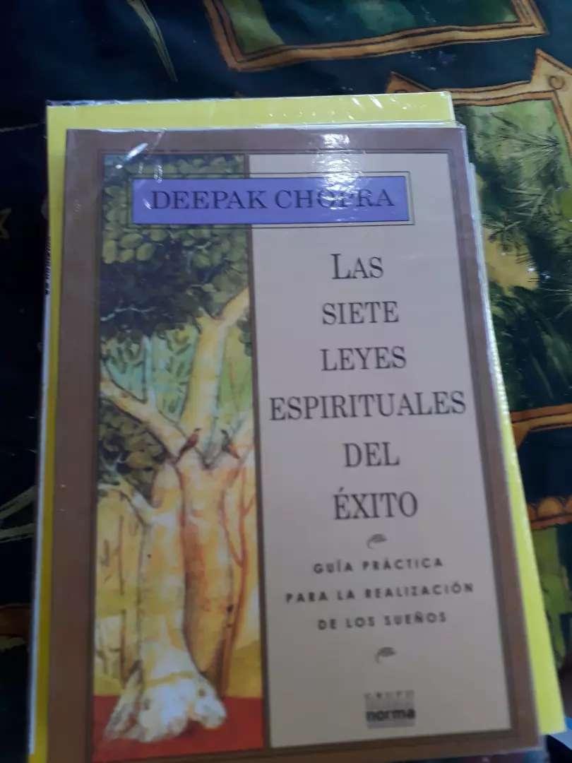 LAS SIETE LEYES ESPIRITUALES DEL EXITO (nuevo)
