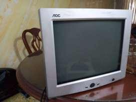 monitor  NOC crt flat