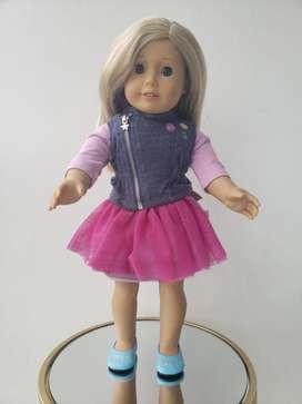 Muñeca American Girl, Accesorios Y Ropa.
