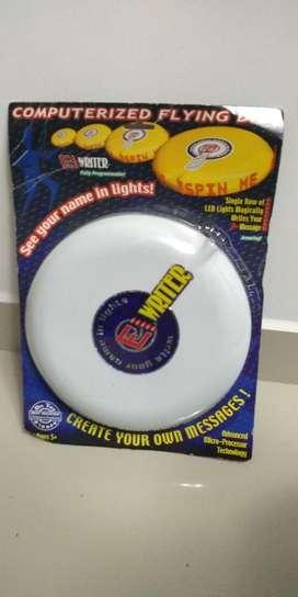 Frisbee Electronico