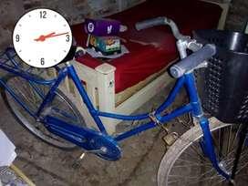 Vendo bici ingresar de mujerer