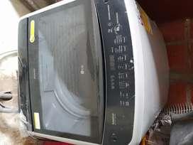 Lavadora LG digital