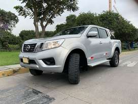 NISSAN NP300 FRONTIER 2016 4X4 TURBO IONTER COOLER FULL EQUIPO