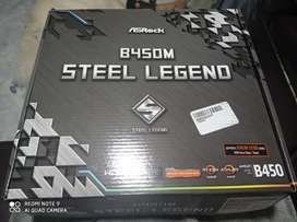 Board Steel legend b450