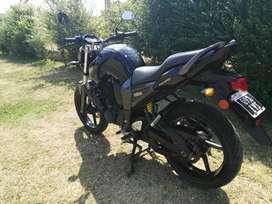 Yamaha fz 16 impecable con 12900km