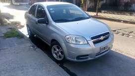 Chevrolet aveo 2011 impecable nada por acerle
