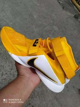 Tenis en bota Nike Lebron soldier caballero