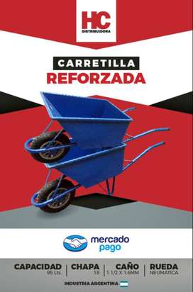 CARRETILLA REFORZADA CHAPA 18