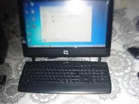 Computadora All In One Compaq Cq1 Excelente No Envio