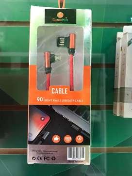 Cables citrus v8