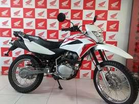 Honda XR150 L