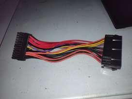 Adaptador mini power a fuente grande dell