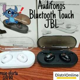 AUDIFONOS BLUETOOTH TOUCH JBL