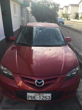 Mazda 3 Flamante