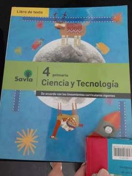 Ciencia y tecnología 4 / SM