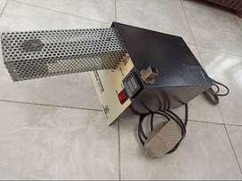 Estación de soldadura controlada por aire caliente