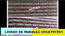 LAVADO DE MUEBLES COLCHONES ASIENTOS VEHICULO LIMPIEZAS PROFUNDAS