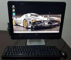 Computador Todo en Uno Hp Pro MS200 - 2GB Ram- 500 Disco Duro